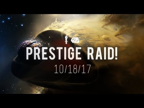 Destiny 2:  PRESTIGE RAID COMPLETE 305 GANG