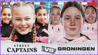 FINALE | StreetCaptains vs Groningen | u13 #4