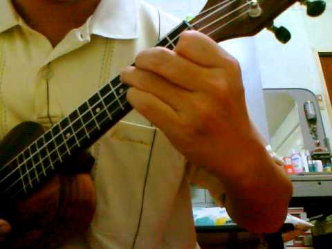 Puff The Magic Dragon Ukulele Fingerstyle By Off Youtube