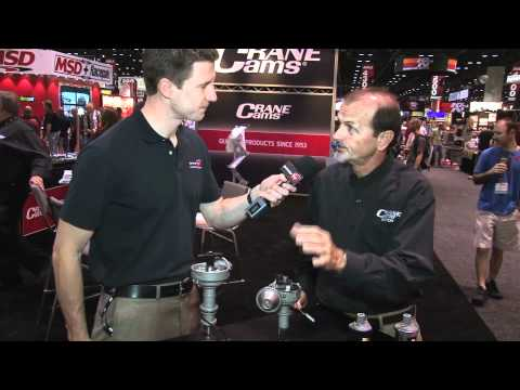 Crane Cams Show Us Their Optical Points Replacement Systems At PRI 2011