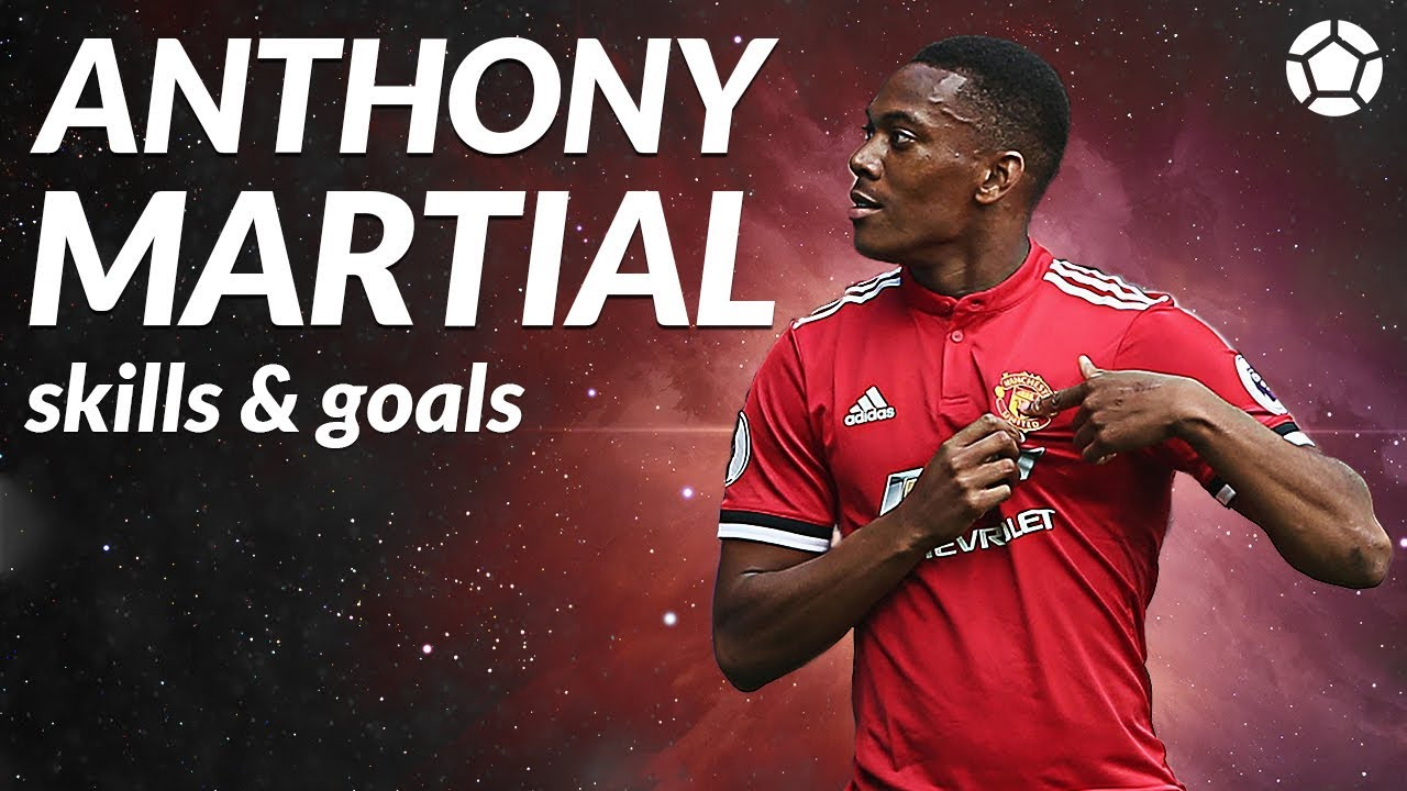 Anthony Martial Crazy Skills X Goals 2017-18 4K