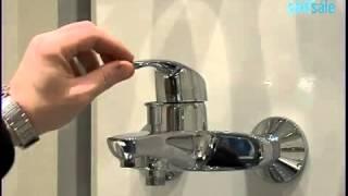Смеситель для ванны Eurosmart от компании GROHE(Смеситель для мойки из коллекции Eurosmart фирмы GROHE Вы можете приобрести в интернет магазине КРАН ОК http://kranok.com/g..., 2013-10-19T17:18:58.000Z)