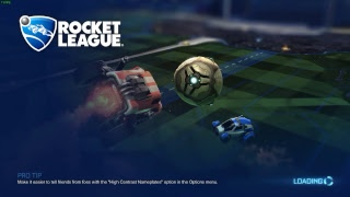 Rocket League (Full Alpha console)