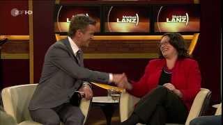 Markus Lanz | 3.12.2013 | u.a. mit The BossHoss, Philip Simon, Andrea Nahles [HD]