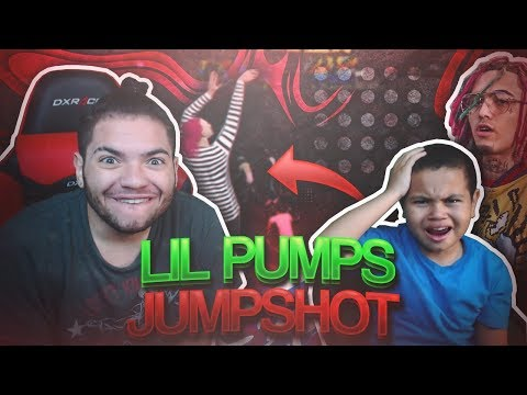 1v1 9 YEAR OLD BROTHER VS MINDOFREZ! USING LIL PUMP'S IRL JUMPSHOT ON NBA 2K18-IN TROUBLE FOR RAGING