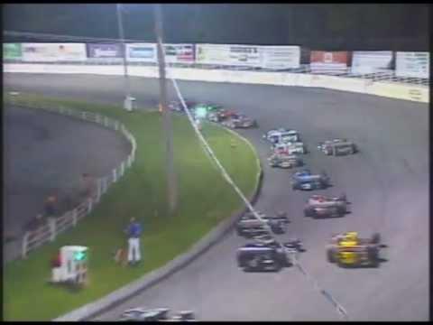 Oswego Speedway (8/6/11) Mr. Supermodified 50