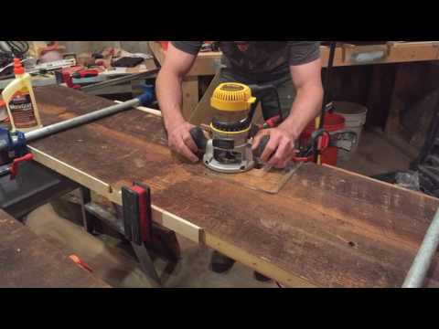 reclaimed-wood-trestle-table-build,-part-3