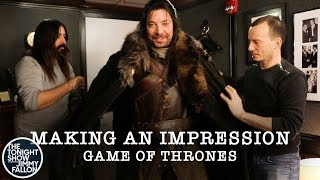 Making an Impression: Game of Thrones - Hair, Makeup and Wardrobe Pt. 2