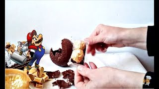 Большой  шоколадный сюрприз :))