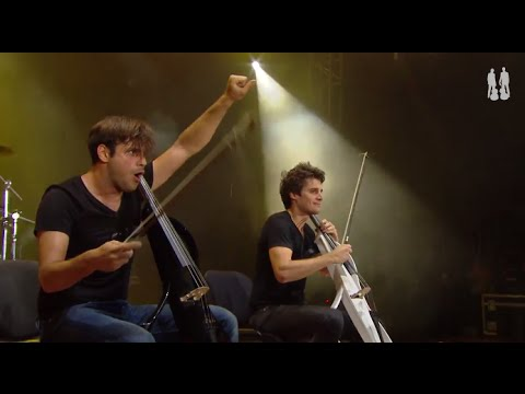 2CELLOS - Smooth Criminal [Live at Exit Festival]