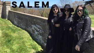Jessica Haze Travel VLOG | Salem Massachusetts Adventures