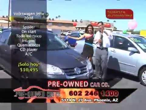 Subasta Automotriz 15 Pre Owned Car Co Spot