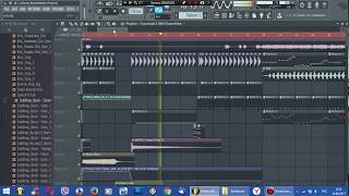 Johnny Beast – Neverbe Q FL STUDIO TEMPLATE PROJECT_v2