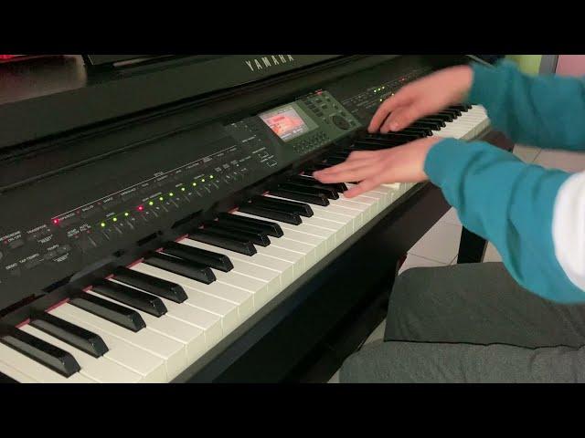 F.Chopin : Notturno op. 9 n° 2: al pianoforte, Nicolò Bastone.