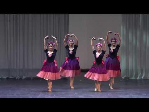 GIRA VALENCIA 2017. Resumen. Ballet Nacional de España. Palau Les Arts