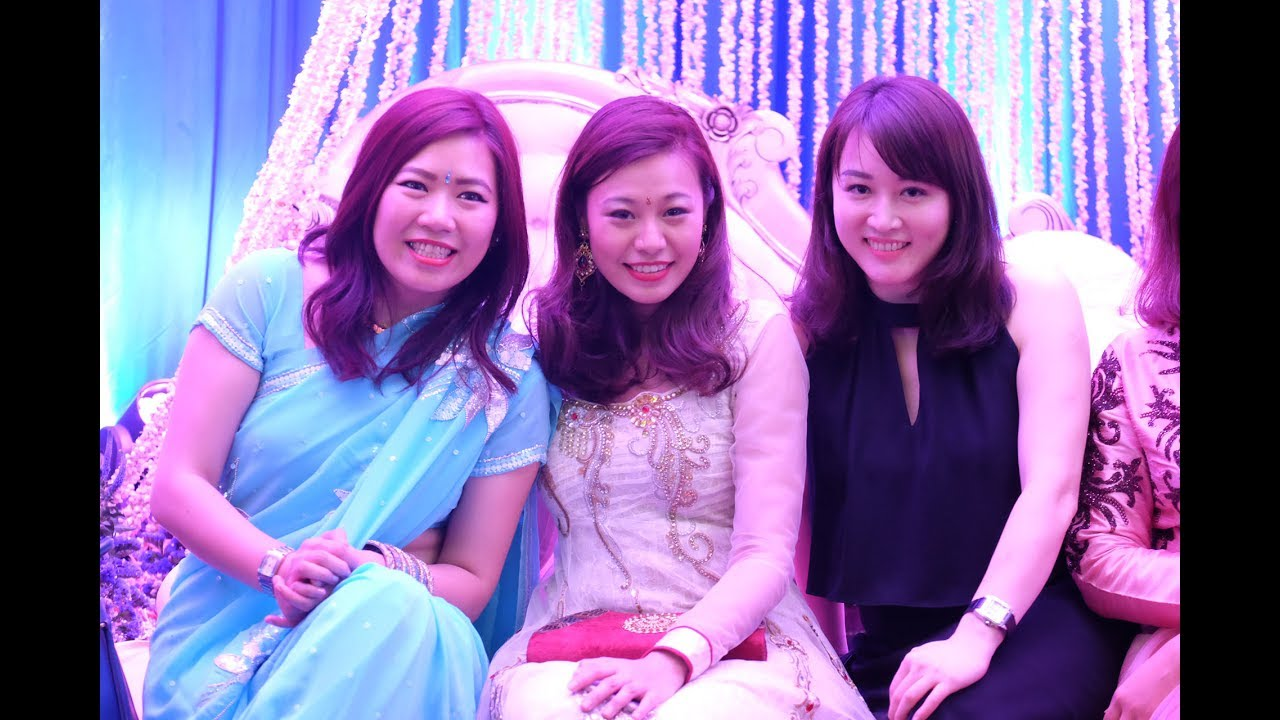 Dr Chandan & Dr Gayatri Wedding