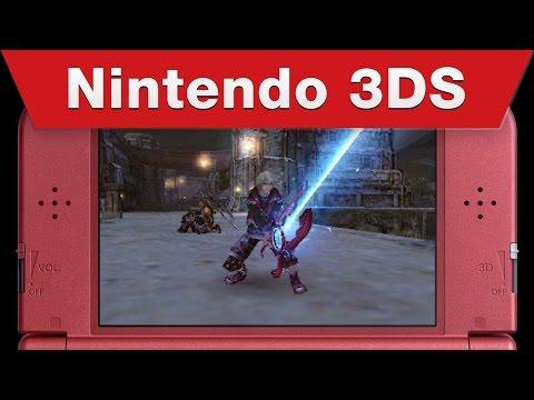Nintendo 3DS - Xenoblade Chronicles 3D Trailer