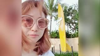 발리 한달살이/J패밀리 하드락호텔/수영장/꾸따비치/뽀삐…