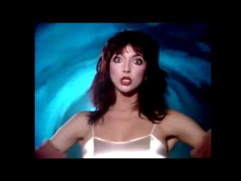 Sat In Your Lap by Kate Bush REMASTERED + VISUAL
