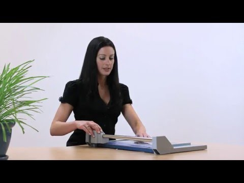 Dahle Pro Rollling Paper Cutters