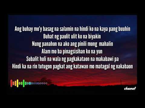 Pinapalaya Na Kita (PART 2) Lyrics - Stillone x Endependyente