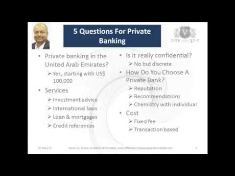 Private Banking | Discover How You Can Do Private Banking With Just US$ 100,000
