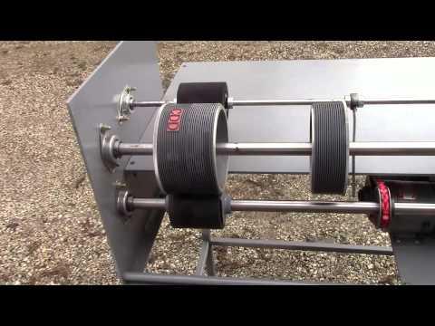 Key Mat Model 402 Seed Bag Printer Coder
