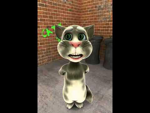 uh ih uh ah ah von Tom the cat