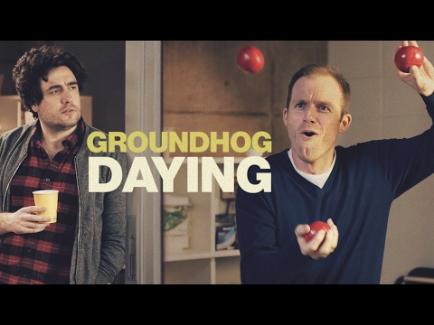 GROUNDHOG DAYING | Chris & Jack
