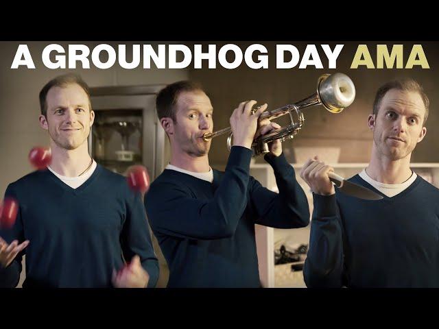 GROUNDHOG DAYING | Chris & Jack