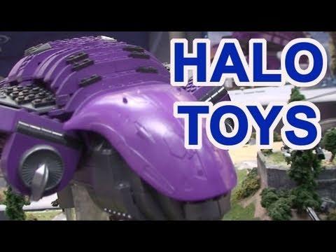 HALO Toys Mega Bloks 2011 HALO Toy Fair Preview