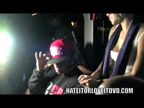 """P-Chase """"Trying To Get Chose"""" Ft. San Quinn & SL500 Behind The Scene"""