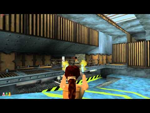 Tomb Raider 2 - 05 - Offshore Rig
