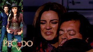Mi Pecado - Capítulo 96: ¡Paulino se debate entre la vida y la muerte! | Televisa