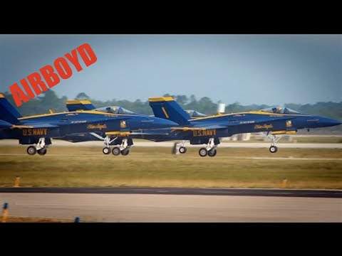 Blue Angels Promo Film ()