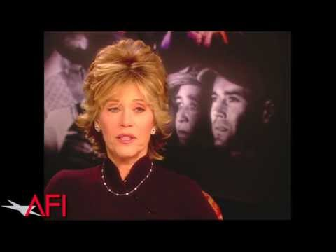 JANE FONDA On The Father/Daughter Relationship In ON GOLDEN POND