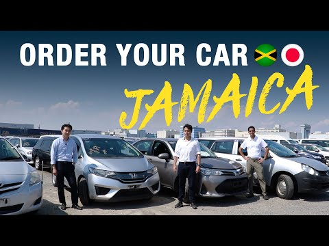 Jamaica Used Cars Market 2021 | Buy Japanese cars directly from Japan to Jamaica
