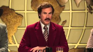 Anchorman 2 : the legend continues (2013)  - year in review 2013 : ron burgundy