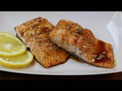 Maple Salmon Recipe - How To Make The Best Salmon