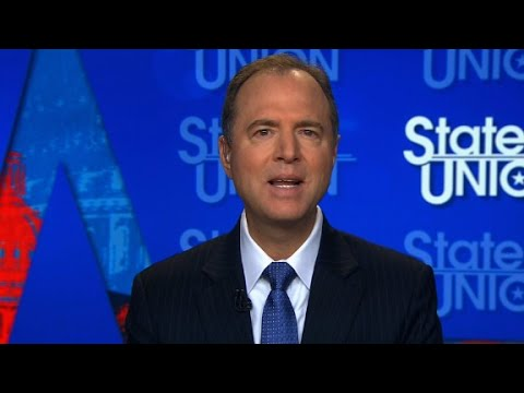 Rep. Adam Schiff full interview