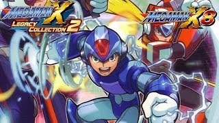 Mega Man X Legacy Collection 1 + 2: Mega Man X8 FULL GAME! (Switch, Xbox One, PS4, PC)
