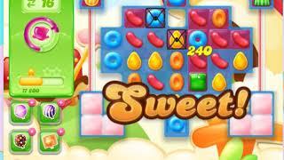 Candy Crush Jelly Saga Level 1411 **