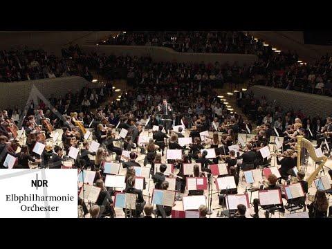 NDR Jugendsinfonieorchester: Tschaikowskys Vierte in der Elbphilharmonie | NDR