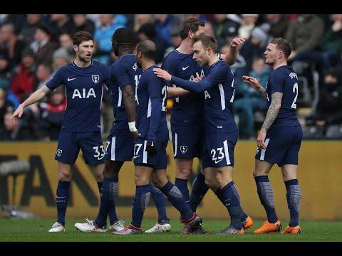 توتنهام يبلغ نصف نهائي كأس الاتحاد الإنجليزي لكرة القدم  - 07:23-2018 / 3 / 18