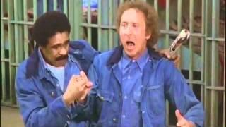 Stir Crazy Gene Wilder & Richard Pryor prison scene