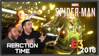 Spider-Man E3 2018 Gameplay - Reaction Time!