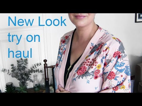 New Look try on haul