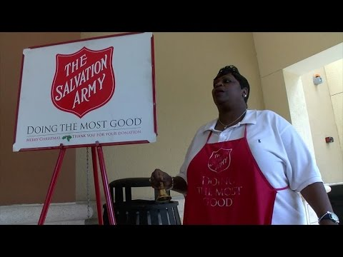 More people volunteering for the holidays, but non-profits hope they'll stick around