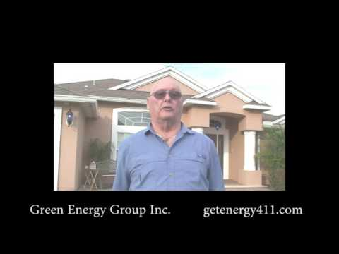 Customer Carl Excited About Solar! Green Energy Group Inc.  / Green Energy Team