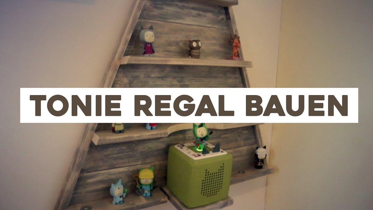Tonie Regal Selber Bauen Diy Das Tonie Tipi Youtube